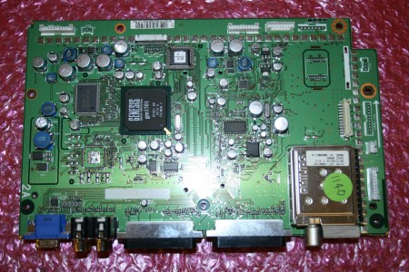 Philips - 3139 147 19801E, 313914719801E (37PF9946/12), Main PCB