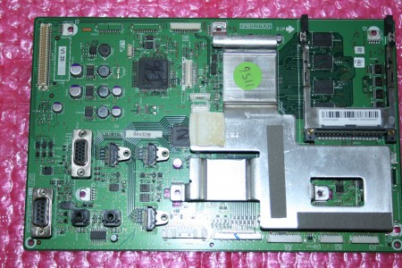 Sharp - Main PCB / Card reader - QPWBXE237WJN1, KE237WE02, DUNTKE237WE (LC37X20E)