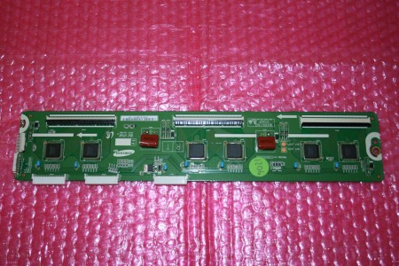 Samsung - PBA REV: C, LJ92-01962A (LJ92-01962C) LJ9201962C, PS60F5500AKXXU, Y-BUFFER