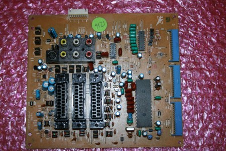 Bush - Main PCB - JUT7.820.084-1, JUT78200841, RP43TV
