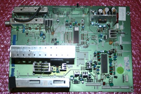 Bush - Main PCB - JUT7.820.083-2, JUT78200832, RP43TV