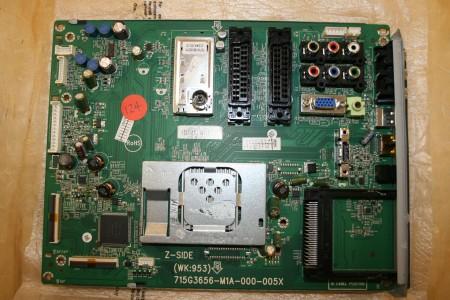 PHILIPS - 715G3656-M1A-000-005X, 32PFL360512H/12, CBPFA2UBZ2S00, 32PFL360512H12, 715G3656M1A000005X, MAIN PCB