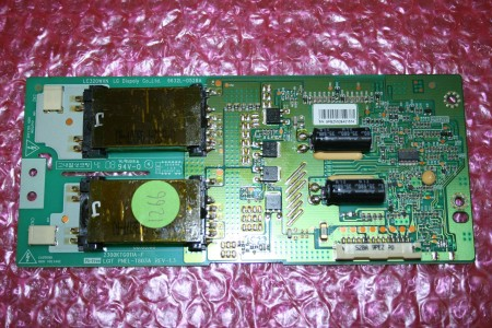 ACOUSTIC - LC320WXN, 6632L-0528A, 2300KTG011A-F, PNEL-T803A REV-1.3, LCD32761HDF, INVERTER PCB