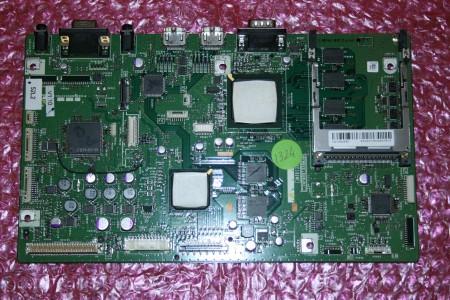 SHARP - MAIN PCB - KE186WE01, QPWBXE186WJN1,  DUNTKE186WE, LC-52XL2E,  LC52XL2E