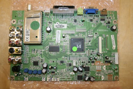 PHILIPS - 715T2229-2, 715T22292, 19PFL4322/10, 19PFL432210, MAIN PCB