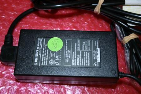 PHILIPS - AC ADAPTER - SAD6012SE, 100-240V, 1.5 - 0.6A, 50/60Hz Output: 12V, 5A