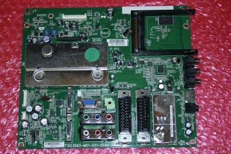 BUSH - 715G3693-M01-001-004K, A632, 715G3693M01001004K, 5045176460338, MAIN PCB