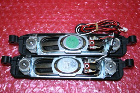 TOSHIBA - SPEAKERS - 75029054, 300702256, 8 OHM, 10W, 13A25D, 020105