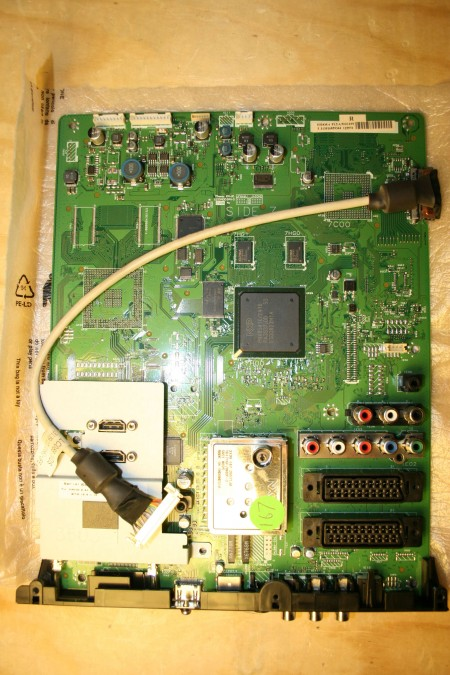 PHILIPS - 313926859344, 42PFL3403D/12, 42PFL3403D12, MAIN PCB