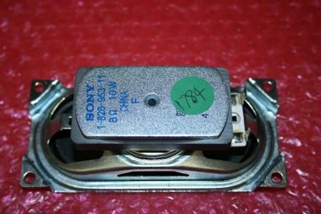 SONY - SPEAKER - 1-826-953-11, 8 OHM, 10 WATT, 182695311, KDL-37V4000, KDL37V4000