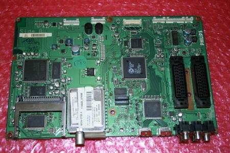 PHILIPS - MAIN PCB - 3139 123 62613, 313926807406, 313912362613, 37PFL5522D/05