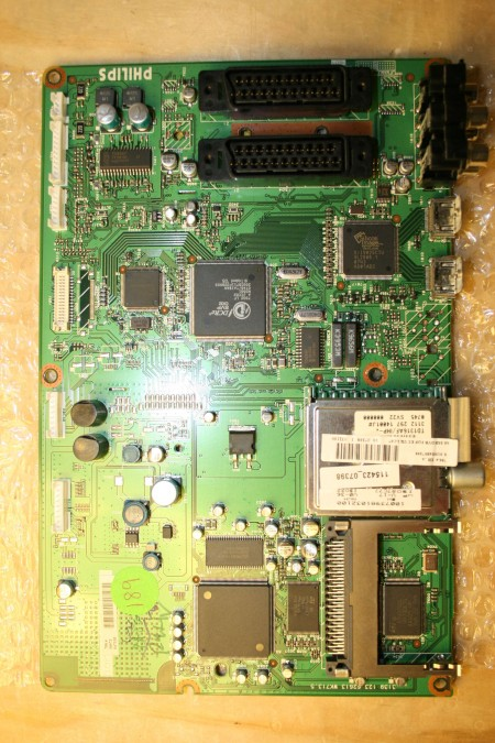 PHILIPS - 3139 123 62613, 313912362613, 50PFP5532D/05, 50PFP5532D05, 313926807398, MAIN PCB