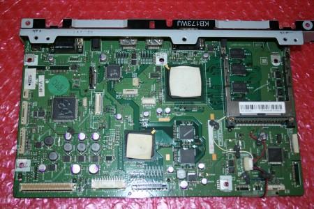 SHARP - MAIN PCB - KE186WE01, QPWBXE186WJN1, LC-52X20E, LC52X20E