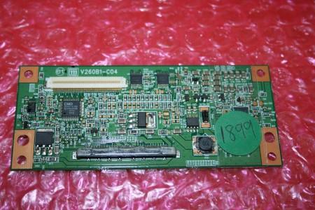 SAMSUNG - T-CON PCB - V260B1-C04, M$35 - D016841 - L$KTR72150045K, V260B1C04, LE26S86BDX/XEU
