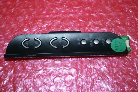 LG - BUTTON PCB - EAX40292402(1), EBR43584801-S2, EAX402924021, EBR43584801S2, 42LG5010-ZD.AEKDLJG, 42LG5010ZDAEKDLJG