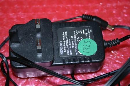 ALBA / FLYPOWER - ADAPTER - AMKDVD22R, PS36IBCAK3000B, 50/60 Hz, 1.0 A, 12.0 V, 3000mA