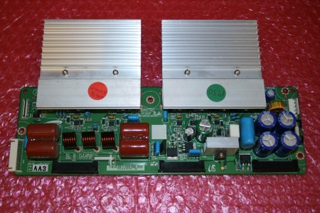 SAMSUNG - BN96-09742A, BN9609742A, LJ41-06152A, LJ92-01610A, PBA REV: A, LJ4106152A, LJ9201610A, PH50KPFLBF/EN PS50A550S2RXXC PS50A551S3RXXC PS50A551S3RXXH PS50A558S1CXXE PS50A558S1FXBT PS50A558S1FXXC PS50A558S1FXXU PS50A566S2WXXE - X-MAIN