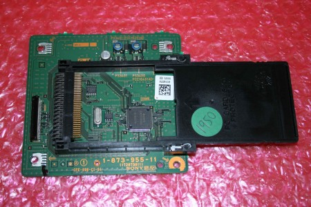 SONY - A1314207A, 1-873-955-11, 187395511, KDL-46X3000, CARD READER