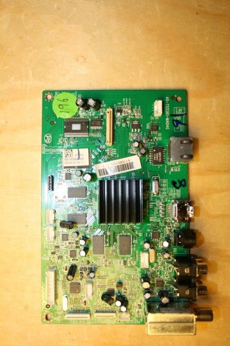 Philips - Main PCB - 996510046125, 9965 100 46125