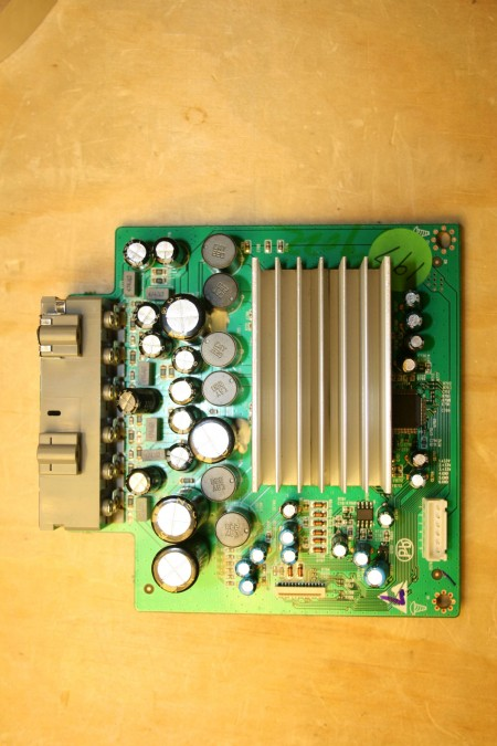 Philips - Amplifier PCB - 996510046135, 9965 100 46135