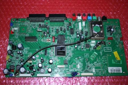 TECHNIKA - MAIN PCB - 17MB22-2, 021106, 17MB222, LCD32-207, LCD32207