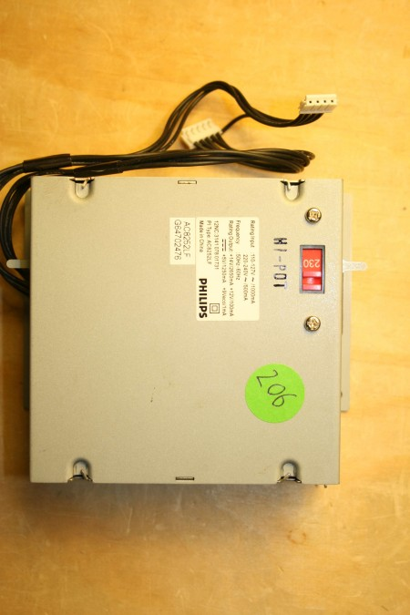 PHILIPS - 3141 078 01731, 314107801731, AC8252LF, WAS7000,
