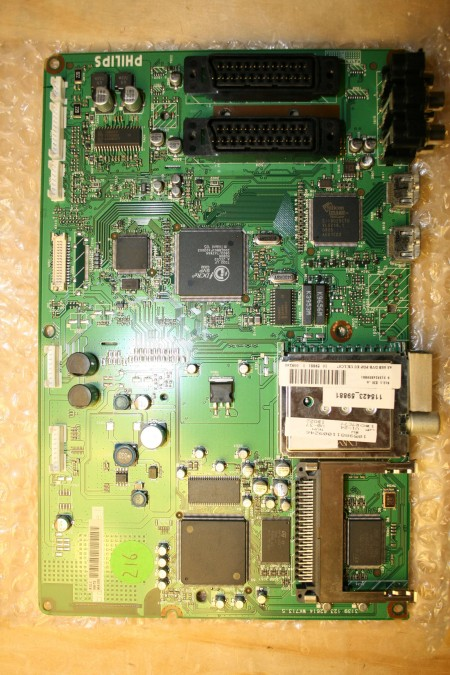 PHILIPS - 3139 123 62614, 50PFP5532D/05, 50PFP5532D05, 313912362614, 313926359881, MAIN PCB