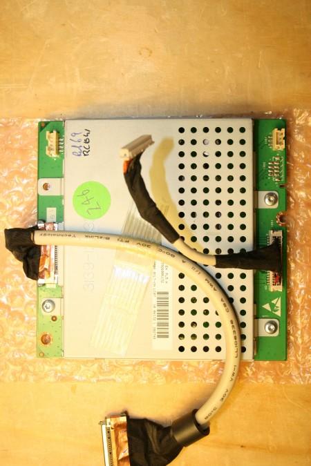PHILIPS - 42PFL7662D, 313926806132, LVDS CONTROL PCB