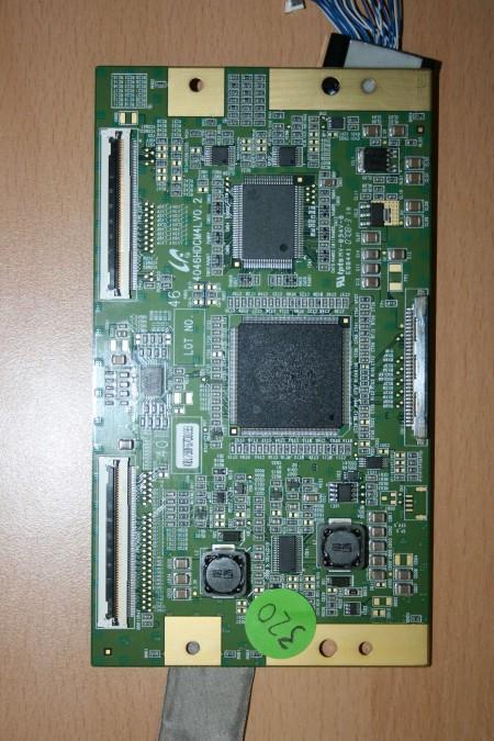 Samsung - LE40R88BDXXEU, 4046HDCM4LV0.2, MV-094V-0, T-Con