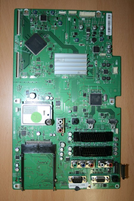 Sharp - Main PCB - LC32D44EBK, KE449WE02