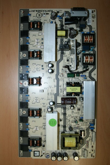 Sharp - PSU - LC32D44EBK, RUNTKA396WJN1