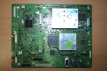 SONY - A1268276A, A1268275A, KDL-40X3500, KDL40X3500, A/V PCB