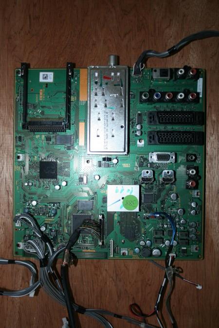 Sony - A1317313D, 1-874-734-11 I1317311D, KDL-40V3000, Main PCB