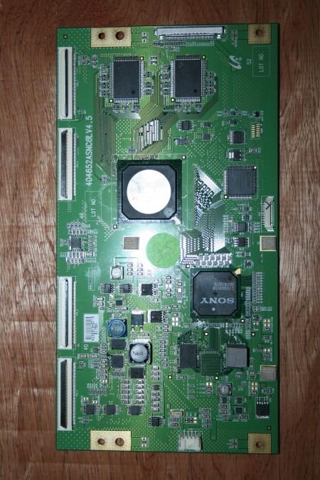 Sony - T-Con - 404652ASNC6LV4.5, KDL40W4500
