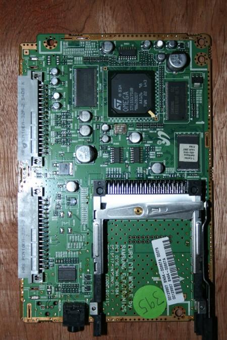 Samsung - Digital PCB - BN94-00867A (LE32R73BDX/XEU, LE32R74BDX/XEU, LE32S73BDX/XEU, LE37R74BDX/XEU)