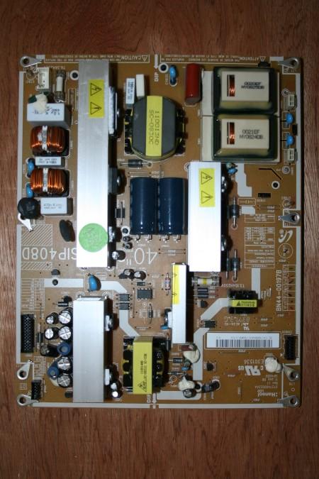 Samsung - PSU - BN4400197B (BN4400199B) LE40A457C1DXXU, LE40A465C1WXXE, LE40A466C2WXXE