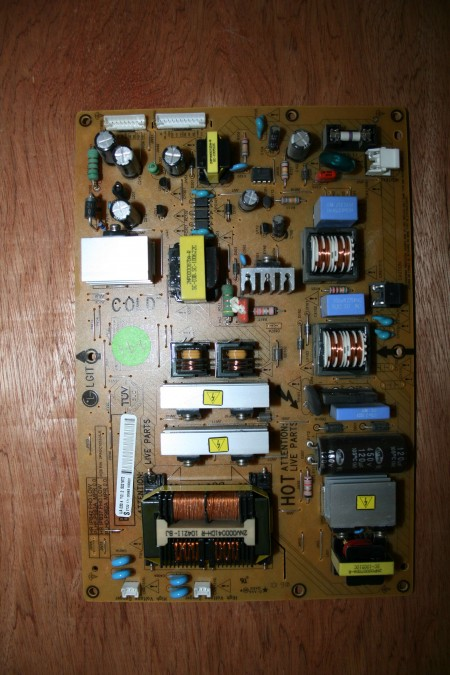 Philips - PSU - 272217100983, 2722 171 00983, 42PFL5405H05