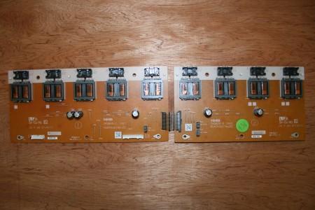 Sharp - Inverter PCB - IM38261, RUNTKA217WJZZ, LC37GD9E