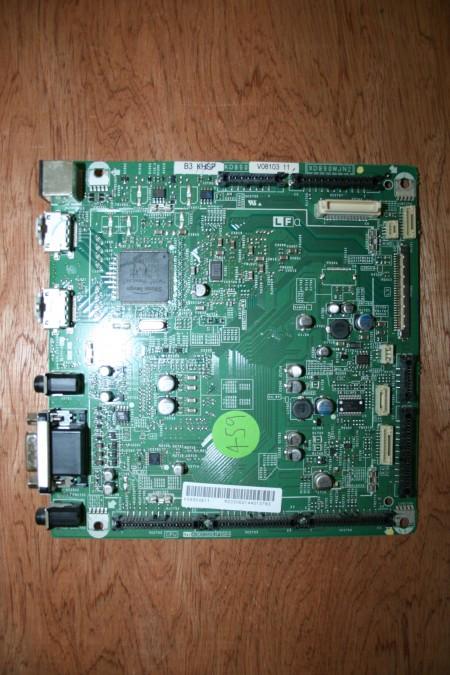 Sharp - Main PCB - LC37GD9E, KD890WE11