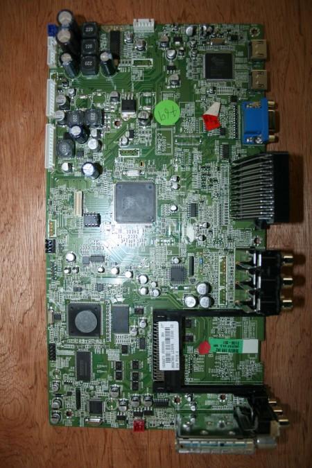 Sanyo - AV board - CE37LD33B, 17MB122