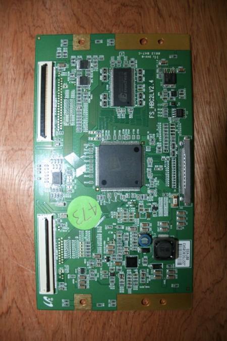Sony - T-Con - KDL40V4000, FS_HBC2LV2.4, FSHBC2LV24