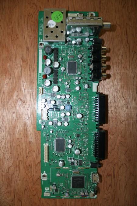 Sharp - AV PCB - DSETUD187WE14, LC37P50E, XD187WJ