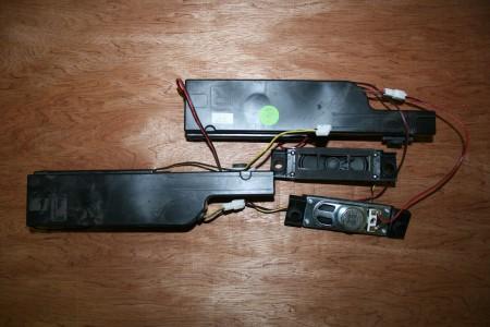 Samsung - Speaker - BN96-04958A, BN96-04958B, LE40N87BDXXEU, BN9604958A, BN9604958B