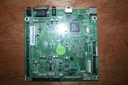 Sharp - Main PCB - KD603WE06, XD603WJN2, LC32P70E