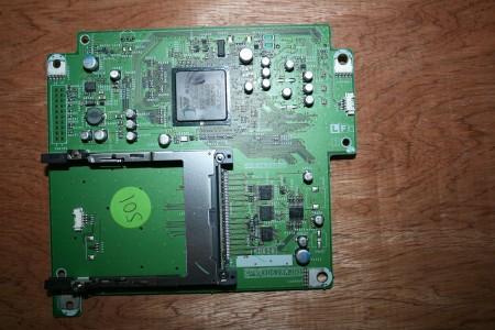 Sharp - Digital PCB - KD628WE01, QPWBXD628WJN3, LC-37GD8, LC37GD8