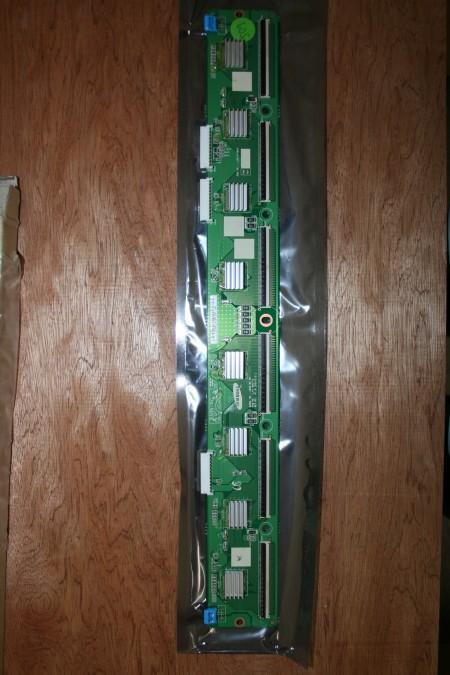 Samsung - BN96-06760A, BN9606760A, LJ92-01484A, LJ9201484A, PH42KLPLBC, PS42A410C1, PS42A450P2X, PS42E7HDX, PS42P7HX, Y-Buffer