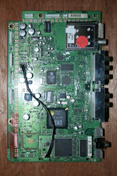 Philips - 42PF533110, 313926722741, 313912708024, 42PF5331/10, Main PCB