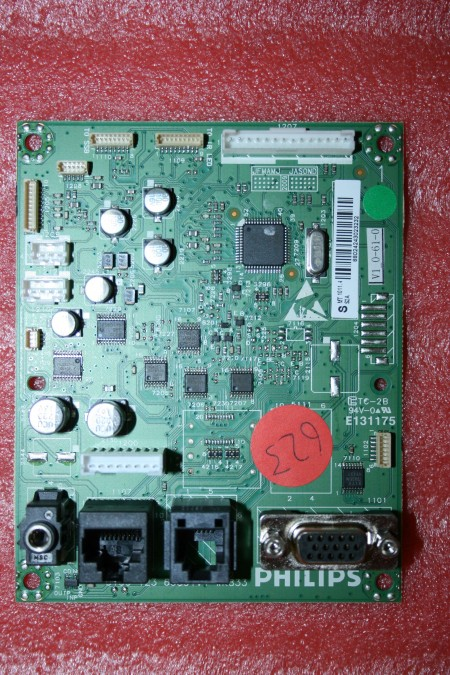 Philips - 313928802421, 3139 288 02421, 32HFL5850D/10, 32HFL5850D10, Signal PCB