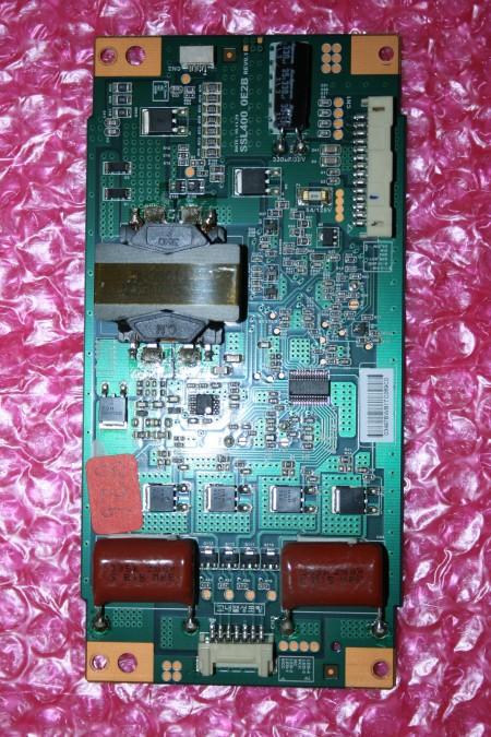 Sharp - Inverter PCB - SSL4000E2B, LC40LE511E