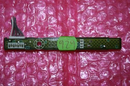 Toshiba - V28A00095102, PE0721, V28A00095400, PLC2147, 32AV635DB, Infrared sensor